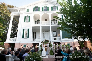 The Bellamy Mansion In Wilmington North Carolina Is A Beautiful Place To Have Wedding And Kmi Photography Offers Memories Of That Special Day