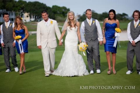Ocean Isle Beach wedding photographer