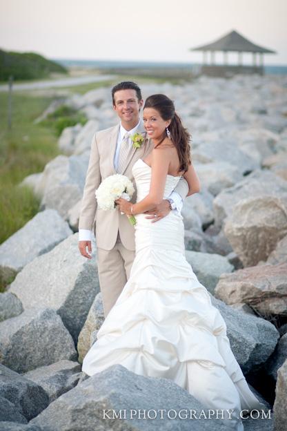 Fort Fisher Nc Wedding Photographers Wilmington Nc