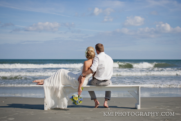 Oak Island Nc Wedding Photos