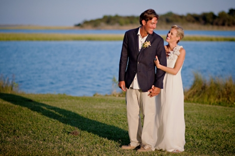 Figure Eight Island wedding photographer