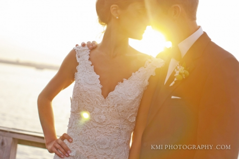 Modern Trousseau wedding gown Charleston SC