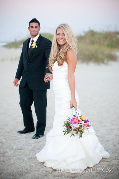 Topsail Island Nc Wedding Photography Wilmington And