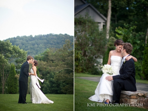 Boone NC wedding photography