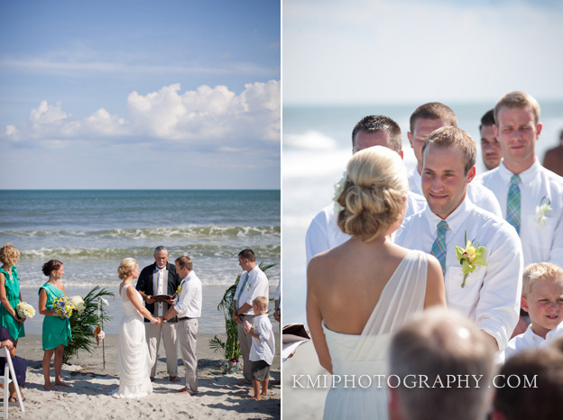 Holden Beach Nc Wedding Photographers Wilmington Nc