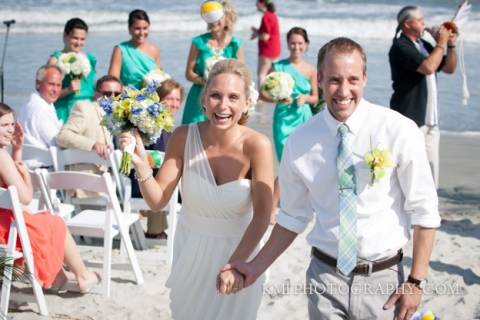 ocean isle nc beach wedding