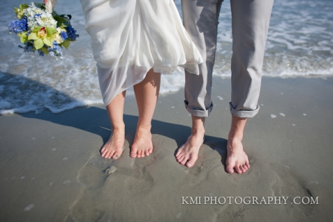 outer banks nc wedding photos