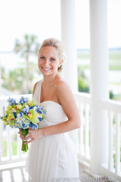 Figure Eight Island Yacht Club Wedding