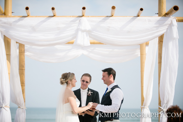 Holiday Inn Sunspree Wrightsville Beach wedding photos