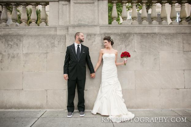 Brooklyn Arts Center Wedding Dana Joey Wilmington Nc