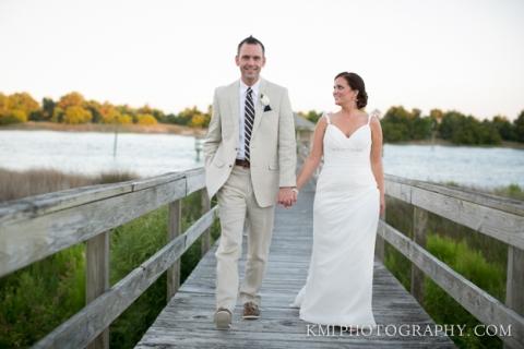 Brick Landing wedding photos Ocean Isle NC