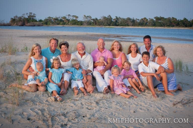 topsail island nc family photographer
