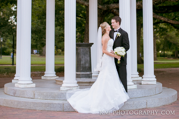 Carolina Inn Wedding Photos Chapel Hill NC