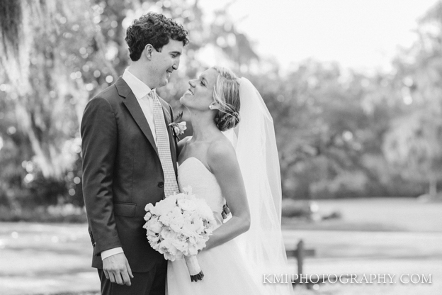 Wilmington NC Photographers | Airlie Gardens Wedding