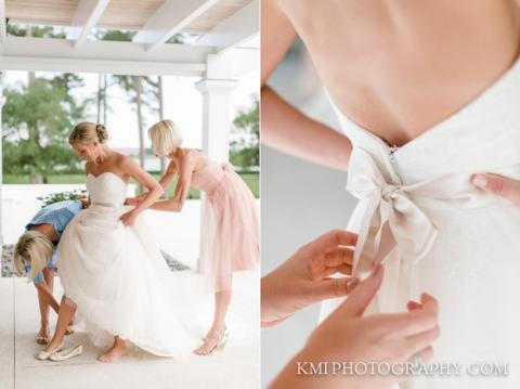Wilmington NC Photographers | Airlie Gardens Wedding