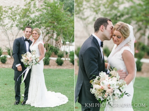 a spring wedding at wrightsville manor