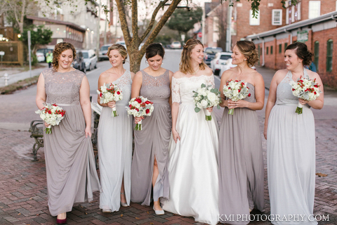 winter weddings in Wilmington NC