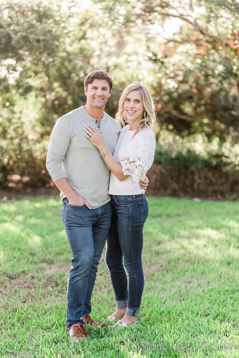 engagement session in wilmington nc