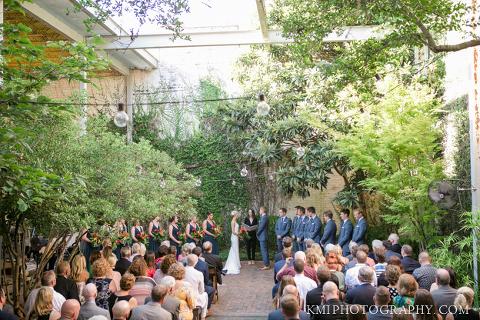 downtown wilmington wedding