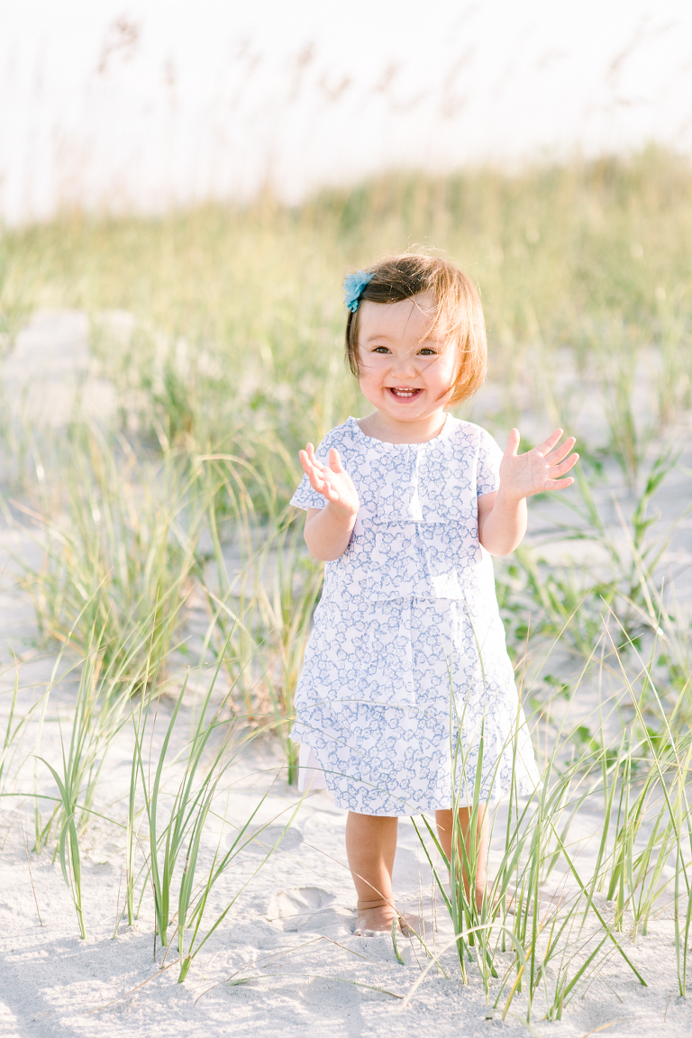 Bald Head Island family photographer